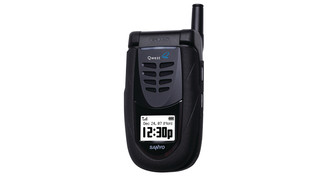 SANYO SCP-7050 Handsets