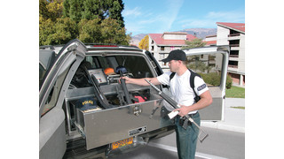 Firearms Lockup Box for SUV