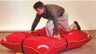 Nebulus Emergency Flotation Device