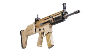 SCAR for law enforcement - 2008 Firearms Innovation Awards Winner