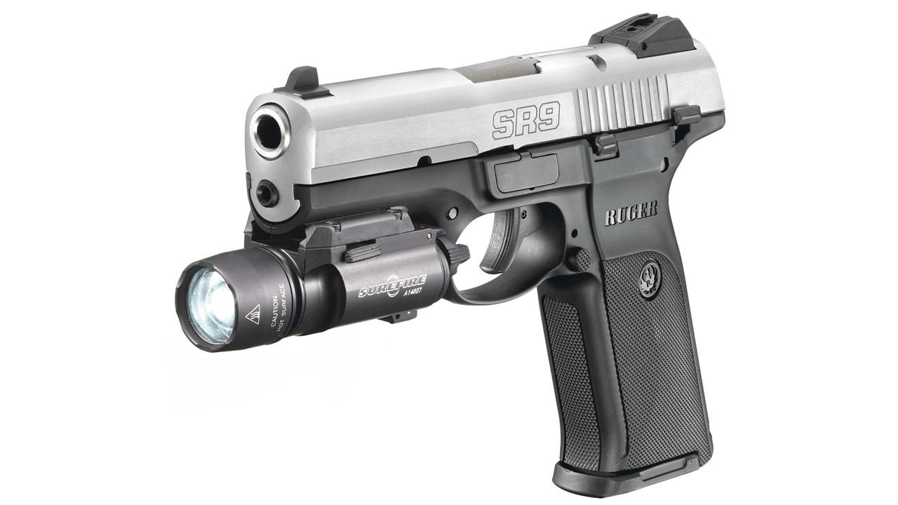 Ruger Sr9 Pistol Officer Com