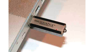 MacLock Pick - 2007 Innovation Awards Winner: Forensics