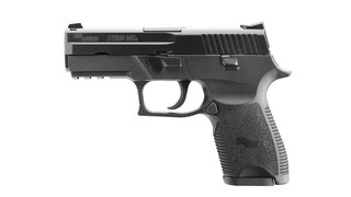 P250 handgun