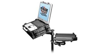 Mount for the Pentax PocketJet3 printer