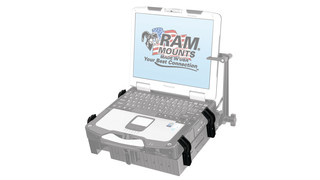 Laptop tray accessories