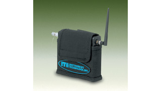 Model 176120 wireless transmitter and receiver