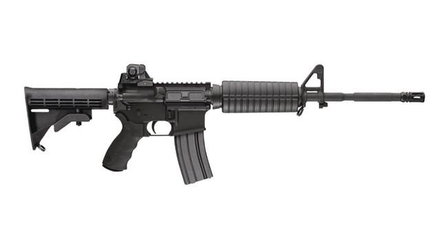 LMT Standard Patrol rifle