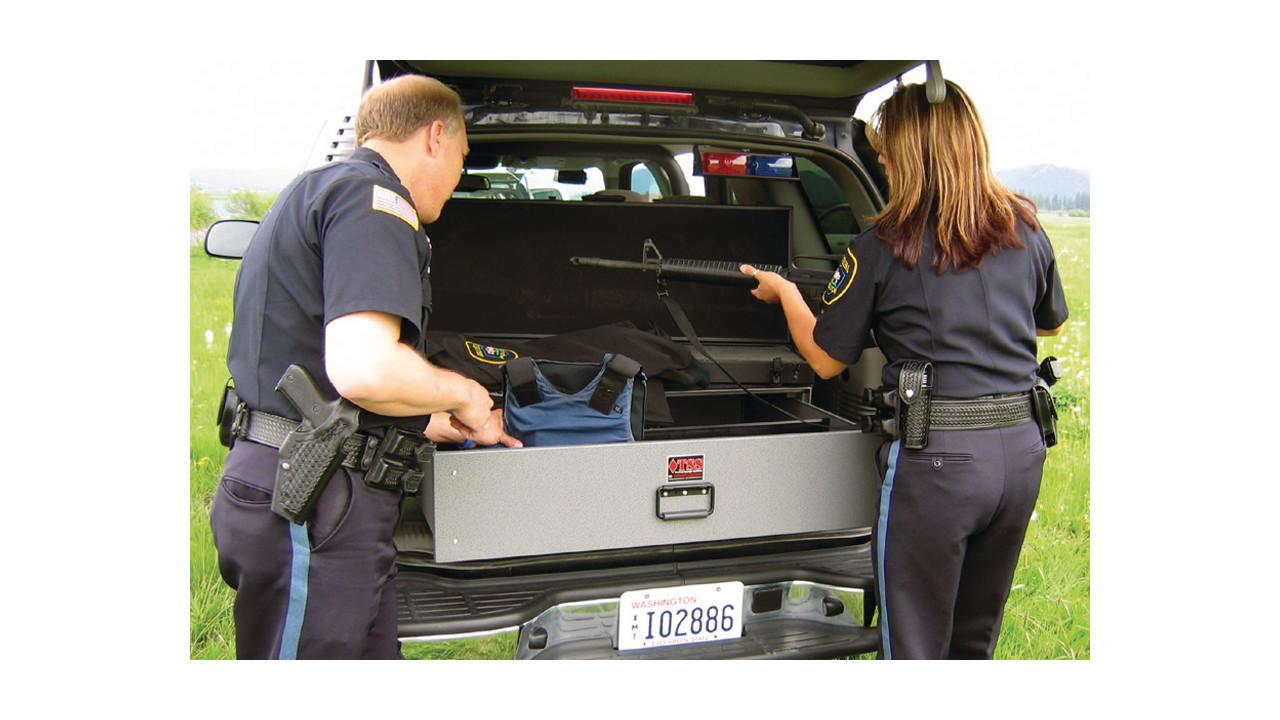 Tactical Storage System Officer Com