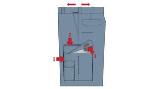 Comfort Zone Class B Tactical Trouser