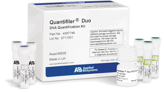 Quantifiler Duo DNA Quantification Kit