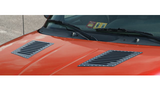 Runcool Hood Louvers