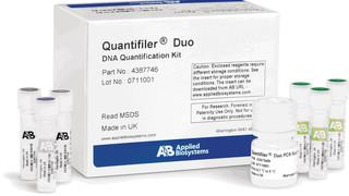 Quantifiler Duo DNA Quantification Kit