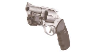 Revolver rails