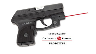 LG-431 Lasergrip for the Ruger LCP