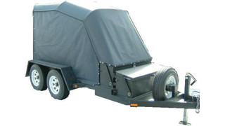 Mobile Ammunition Combustion System (MACS)