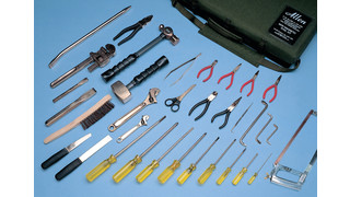 Non-Magnetic Tool Kit