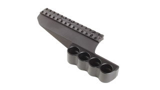 SureShell shotshell carriers for M1 and M2 tactical shotguns