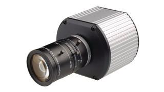 H.264 megapixel IP camera