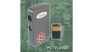 PC-TV2000 PC to TV video converter