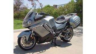 Protective bars for Kawasaki bikes