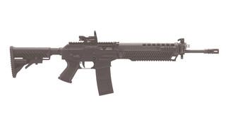 SIG556 HOLO rifle