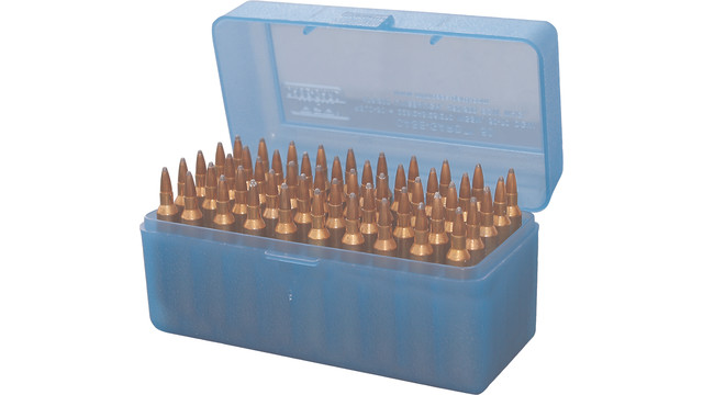 Case-Gard rifle ammo boxes