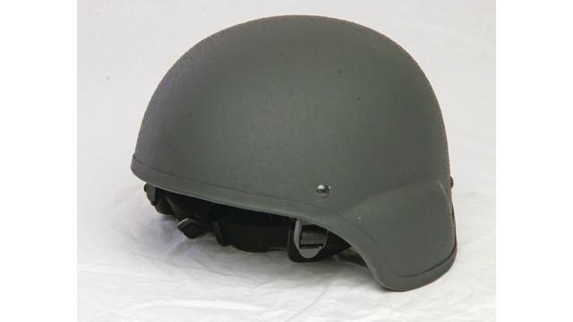 Lightweight Combat Helmet