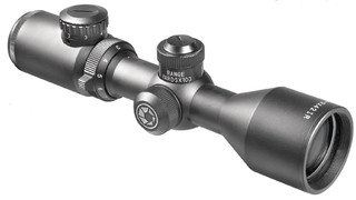 Contour 3-9x42 riflescope