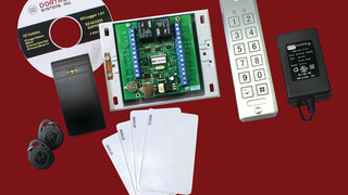 ETR-Timer, Electric Strikes, EZ-Access Solution