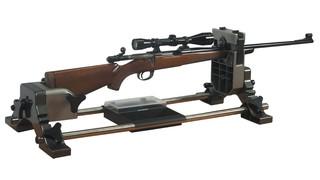 Revolution gun vise