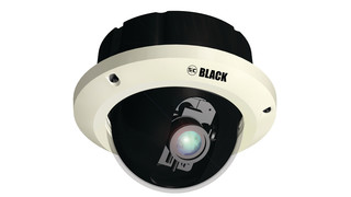 SC Black dome, CS-mount and bullet cameras