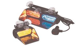 Avenger Series Super-LED Dash/Deck Warning