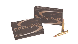 Duty Rifle Gold Dot Ammunition