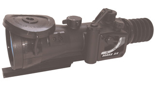 MARS 4X-3P and MARS 6X-3P night vision weapon sights