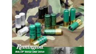 Remington 870 MCS Modular Combat Shotgun