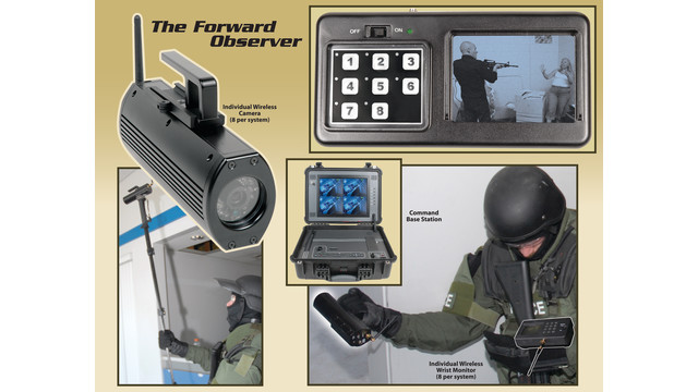 Forward Observer Tactical Video System