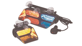 Avenger Series Super-LED Dash/Deck Warning