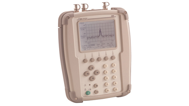 3500 1 GHz Hand-Held Radio Test Set software