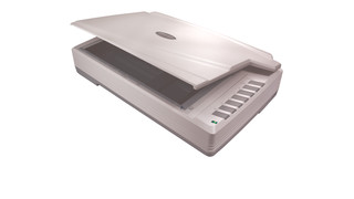 OpticPro A360 scanner