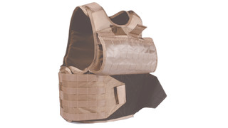 Soft ballistic panel packages