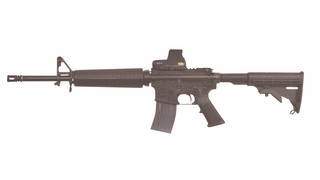 M-15A4CBA2K rifle
