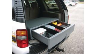SUV Cargo Caddy