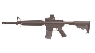 M-15A4CBA2K rifle