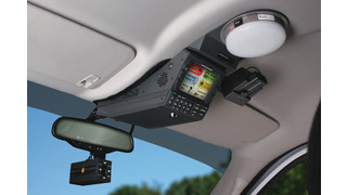 08 Tahoe DV-1 in-car video mounting kit