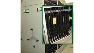 High-Density Weapons Storage