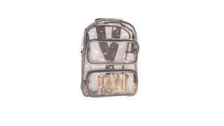 Yukon - Large Clear Backpack