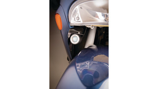 BMW motorcycle lights