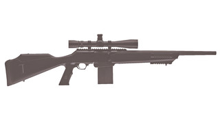 FNAR rifle