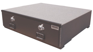 Hi-Sec One Drawer Truck Vault - 2008 Innovation Awards Winner: Corrections & Security