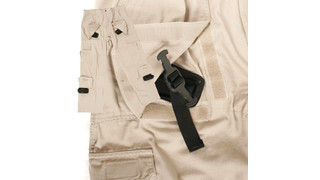 Integrated Tourniquet System Pants and Shirts - 2008 Innovation Awards Winner: Uniforms & Body Armor